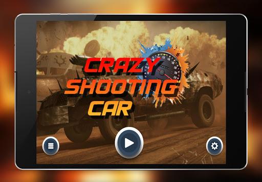 Crazy Shooting Car