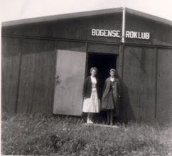 Photo: 1940-erne Bogense Roklub