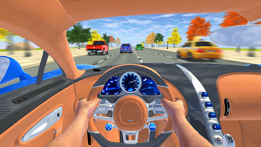 Racing in Car 2020 screenshots 13