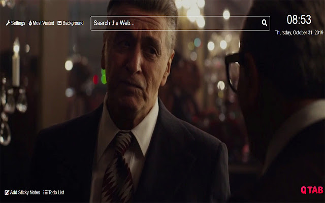 The Irishman Wallpapers HD Theme