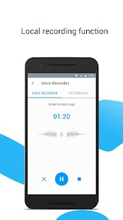Automatic Call Recorder - Call & Voice Recorder Screenshot