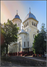 "Photo: Str. Andrei Şaguna, Nr.1 - Catedrala Ortodoxa cu hramul ""Sfintii Arhangheli MIHAIL si GAVRIIL"" - monument de arhitectura - 2017.07.01"
