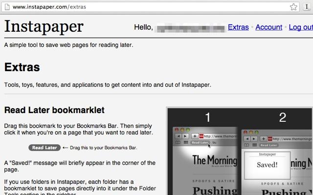 InstapaperBookmarklet