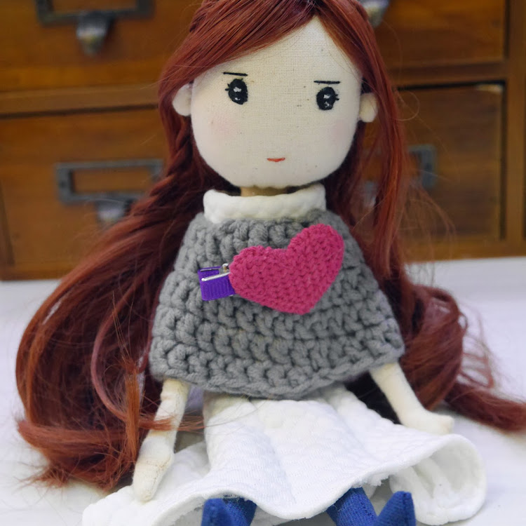 Handmade Doll- Coco by Itcheehand Enterprise