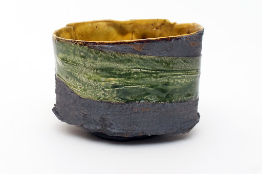 Robert Cooper Ceramic Tea Bowl 097