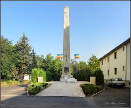 Photo: Turda - Aleea Obeliscului, Mormantul lui Mihai Viteazul - 2018.08.30