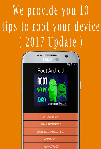 Root Android without pc 4 screenshots 1