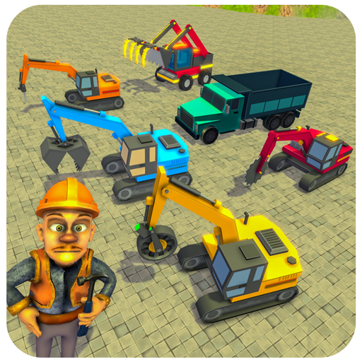 Heavy Construction Machines 2019