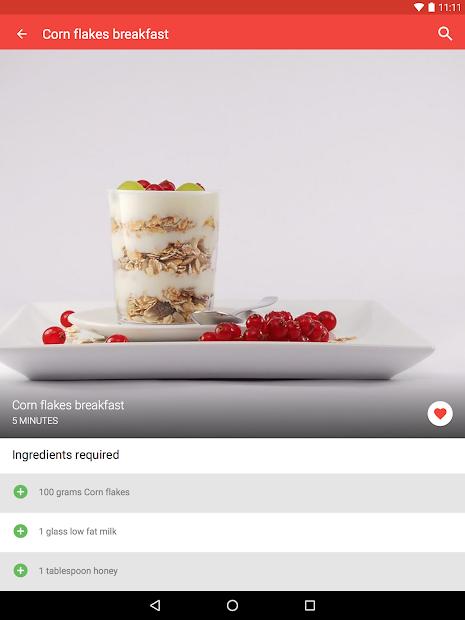 Cookbook Recipes screenshot 7