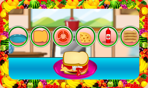 三明治機 - 烹飪瘋狂
