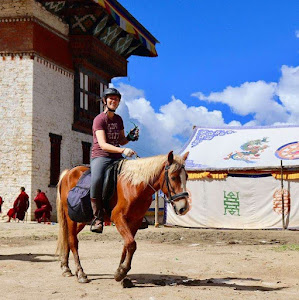 Horse Riding with Monks in Bhutan | Krys Kolumbus Travel