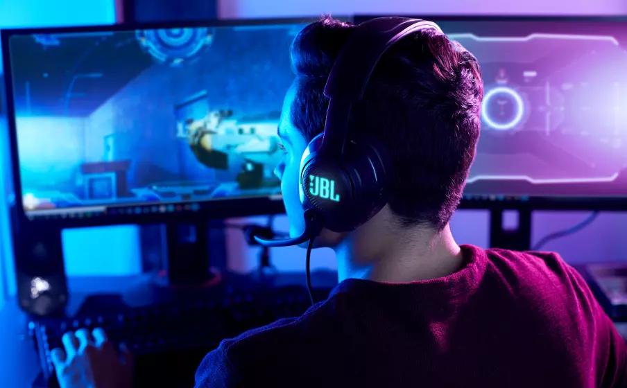 Headset Gamer Fortrek - MUNDOMAX