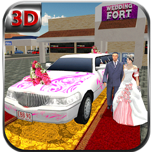 City Bridal Limo Car Simulator for PC and MAC