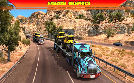 Heavy truck simulator USA apktram screenshots 7