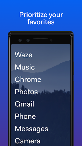 Minimalist launcher for focus | Before Launcher modavailable screenshots 5