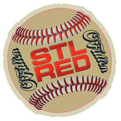 Logo of O'Fallon STL Red