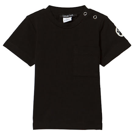 Little LuWi Black T-shirt
