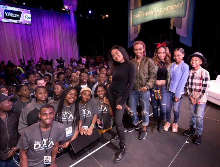 Disney Dreamers Academy 2018