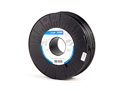 BASF Black ABS Fusion+ by Innofil3D 3D Printer Filament - 1.75mm (0.75kg)