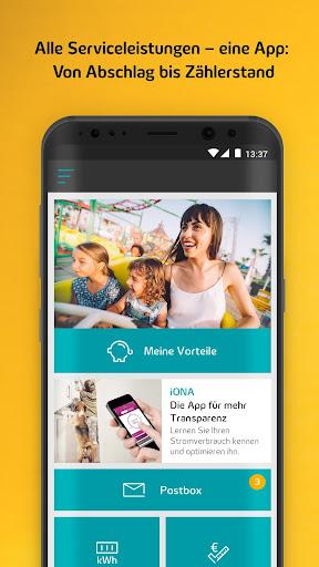 Meine enviaM-App: Strom & mehr  screenshots 1