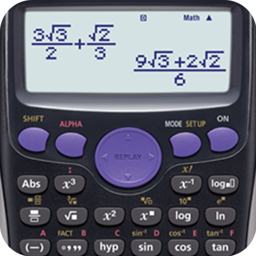 Fx Calculator 350es 84+ calculator sin cos tan - Apps on Google Play