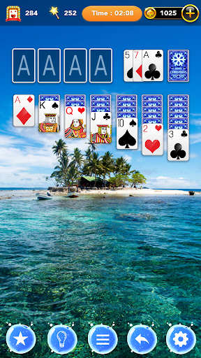 Fishing Solitaire