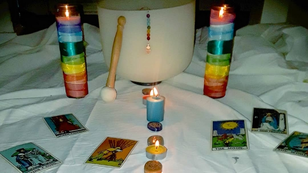 Psychic readings and chakra healings - Hello welcome to my virtual
