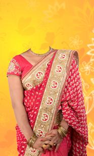 Download Women Saree Photo Suit For PC Windows and Mac apk screenshot 6