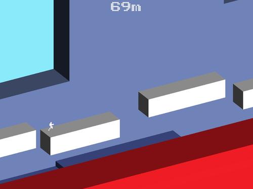 Pixelman Runner Super Dash