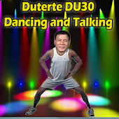 Duterte Du30 Dancing & Talking