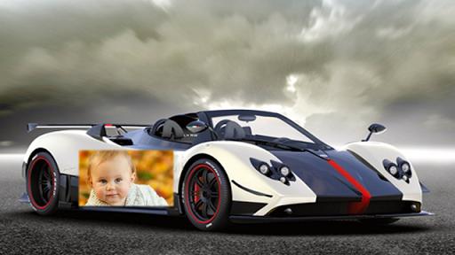 無料摄影Appのスポーツカーフォトフレーム|記事Game