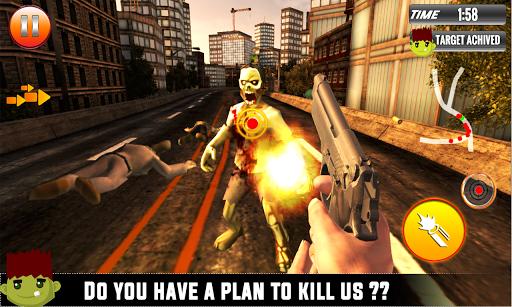 Marrveil Zombie City Force  captures d'u00e9cran 1