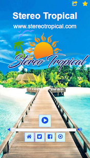 Radio Stereo Tropical- screenshot thumbnail
