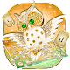 Download Golden Diamond Chromatic Owl Keyboard For PC Windows and Mac