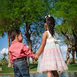 Brother & Sister Love by Jeffrey Martin - Babies & Children Children Candids ( love, family photo shoot, family, brother, sister, kids )