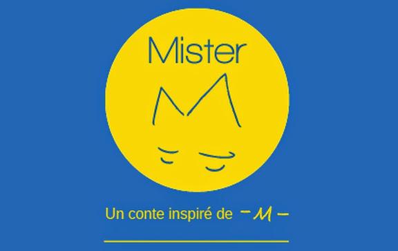 Visuel conte Mister M Matthieu Chedid