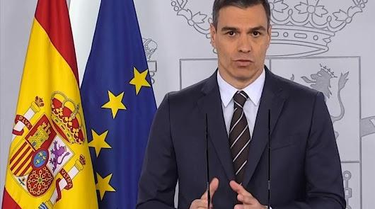 Sánchez anuncia que ya hay fecha para cobrar la renta mínima vital