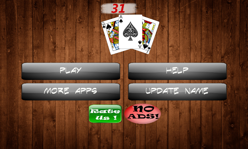 玩免費紙牌APP|下載三十一 -  31免費 app不用錢|硬是要APP