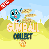 Collect Gumball Escape
