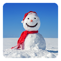 Snowman Live Wallpaper icon