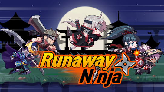Runaway Ninja MOD 1.0.15582 (Unlimited Money/Rubies) APK 2