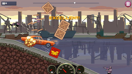 Drive or Die – Zombie Pixel Derby Racing Mod Apk (Unlimited Money + No Ads) 1