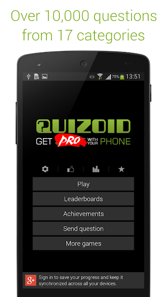 Quizoid Pro Category Trivia v2.4.6