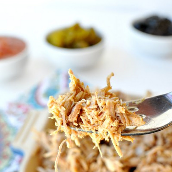 Shredded Taco Pork, Low Carb, Paleo, Gluten Free Recipe