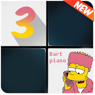 Bart Piano Tiles : Fire up 3 - náhled