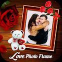 Love Valentine Day Photo Frame icon