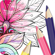 Color Therapy for Adults APK