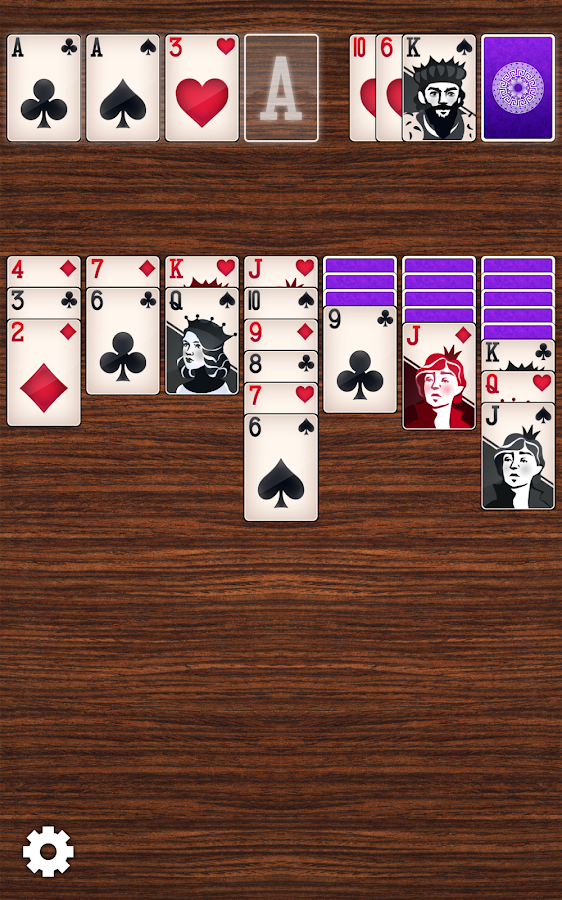 Solitaire Epic- screenshot