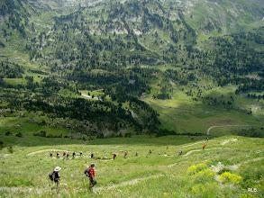 Photo: Directos al valle.