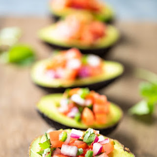 Deconstructed Guacamole Boats Recipe